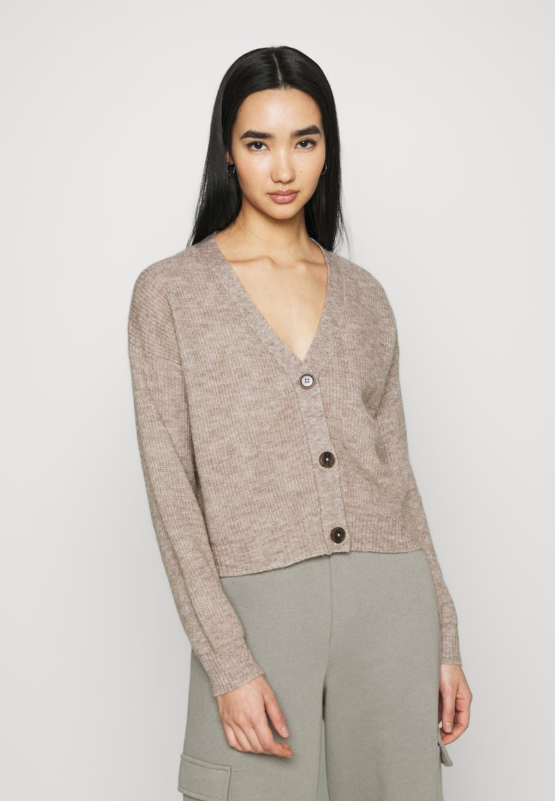 Even&Odd - Cardigan - taupe