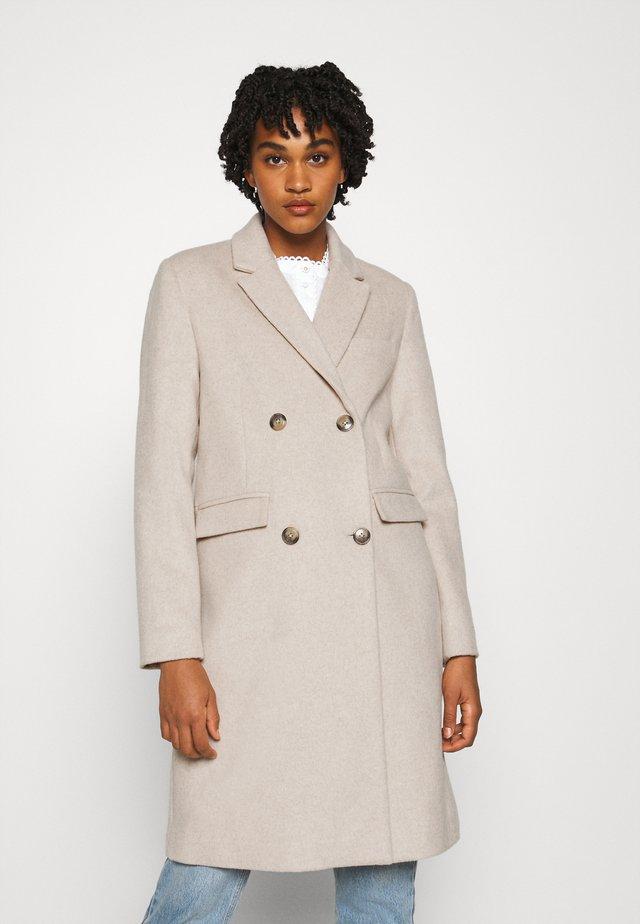 YASESSA COAT - Classic coat - beige