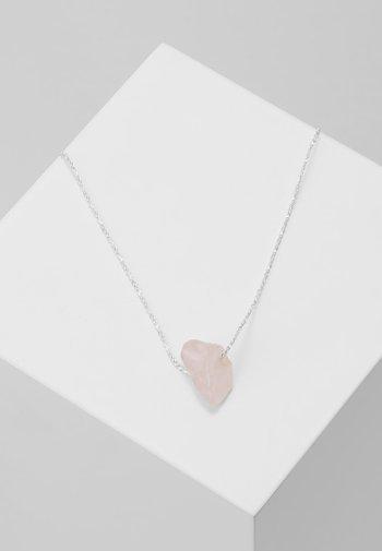 SOLAR PLEXUS CHAKRA  - Necklace - silver-coloured