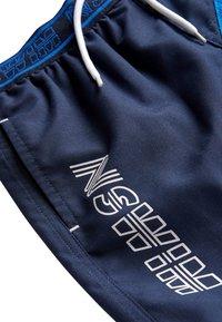 Next - BLUE COLOURBLOCK SWIM SHORTS (3-16YRS) - Swimming shorts - blue - 3