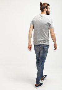 Pier One - Jeans slim fit - destroyed denim - 2