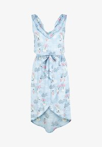 O'Neill - Day dress - blue with pink or purple - 5