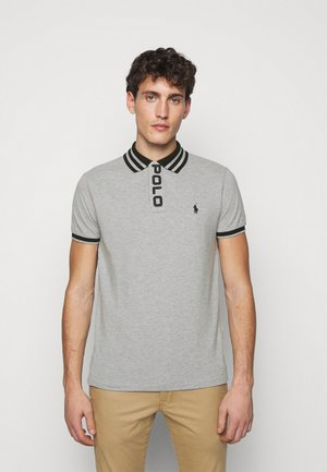 BASIC - Poloshirt - andover heather