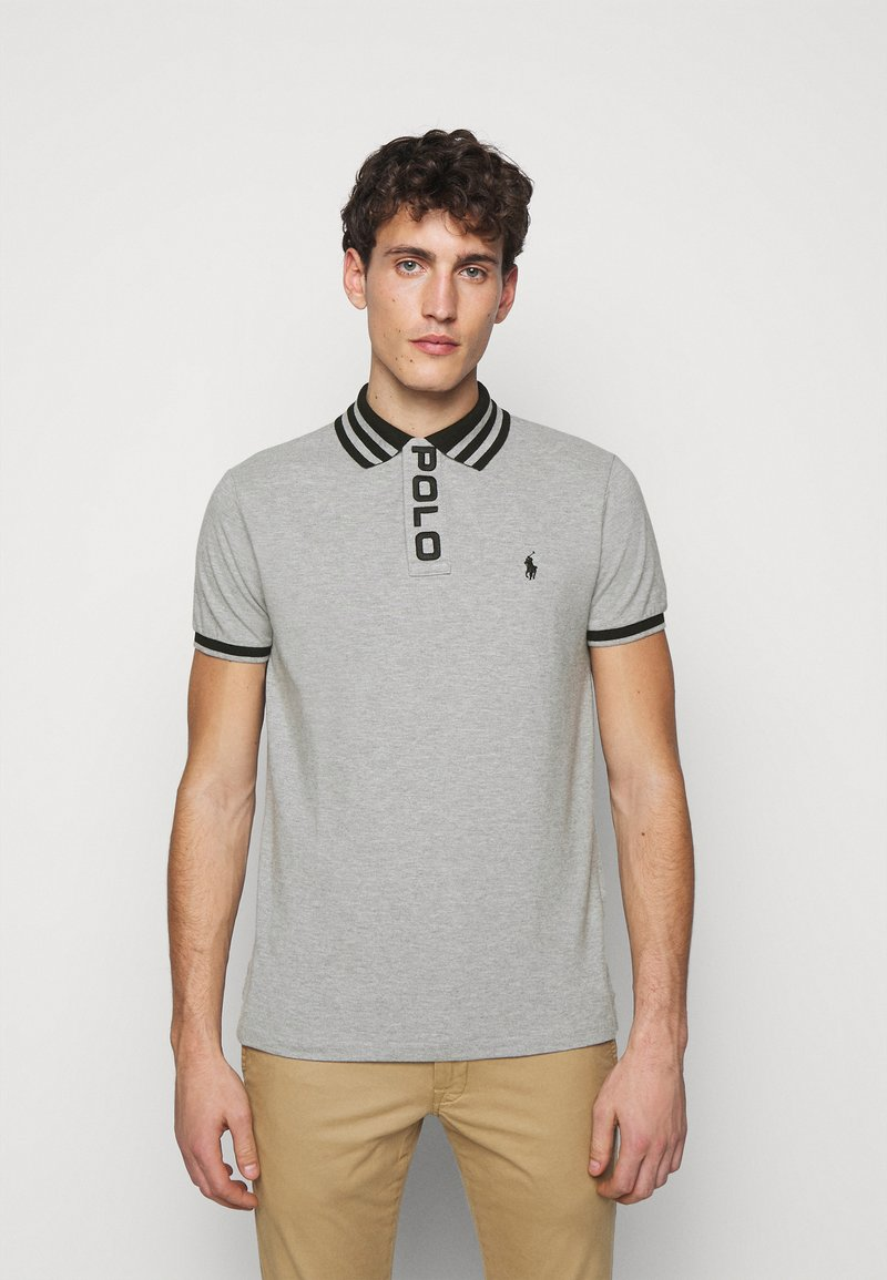 Polo Ralph Lauren - BASIC - Poloshirt - andover heather