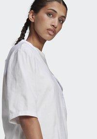 adidas Originals - T-shirts print - white - 4