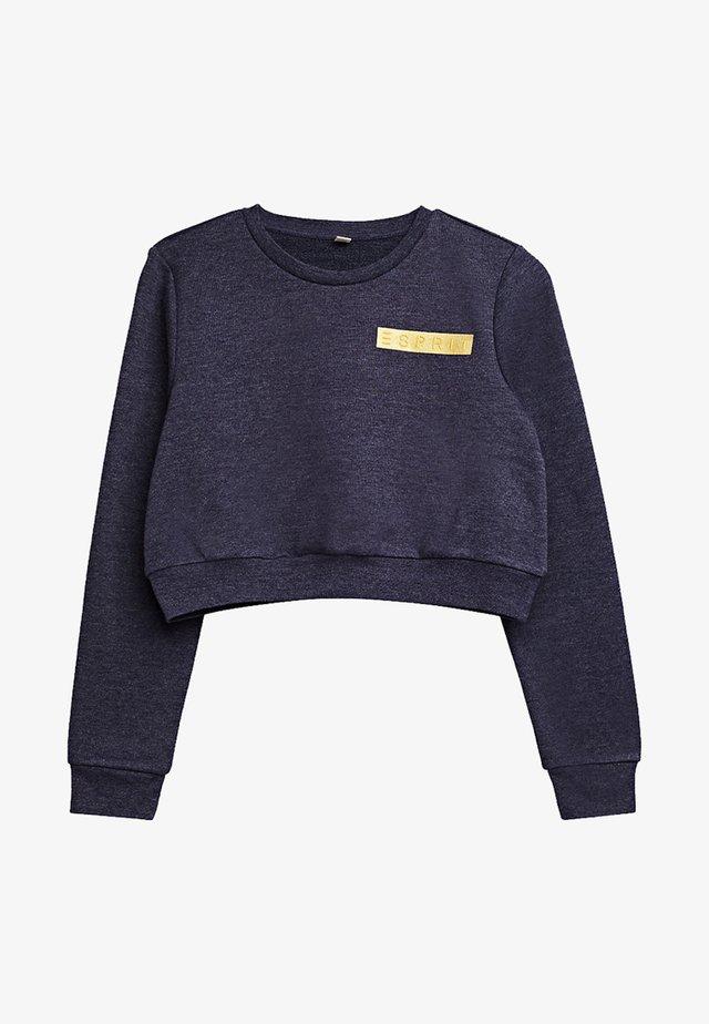 FOIL  - Sweatshirt - night blue