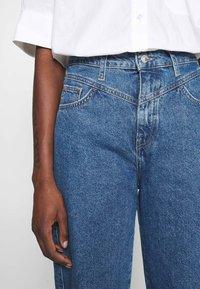 Mavi - LOLA - Straight leg jeans - dark blue denim - 3