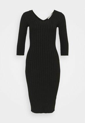 GISELE  - Shift dress - jet black