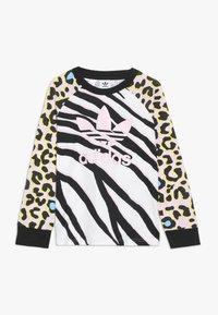 adidas Originals - Bluzka z długim rękawem - multi-coloured - 0