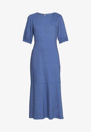 LAUREN DRESS - Denní šaty - bijou blue