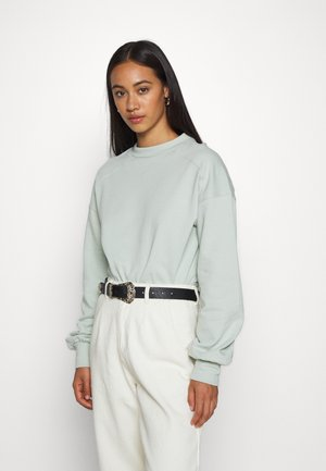 BODY - Sweater - dusty green