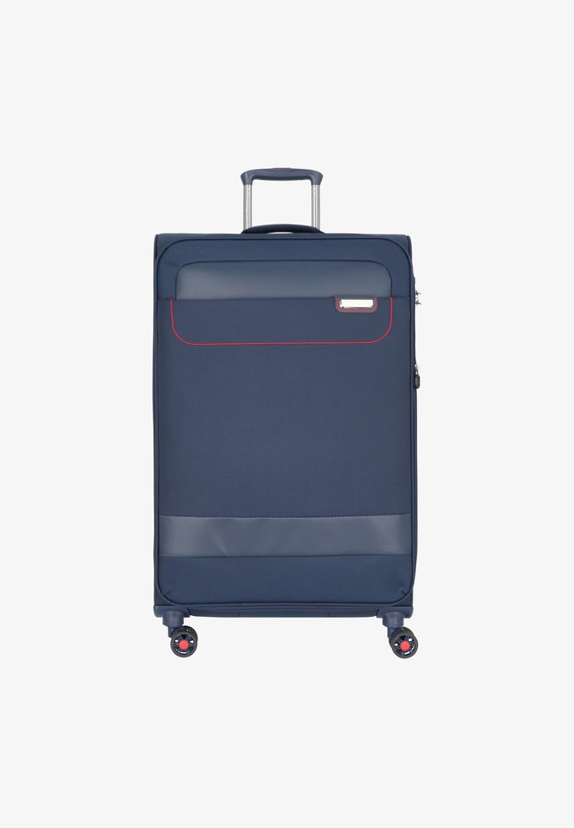 TOURER  - Trolley - navy / red
