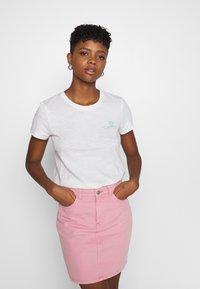 Levi's® - THE PERFECT TEE - Print T-shirt - sugar swizzle - 0