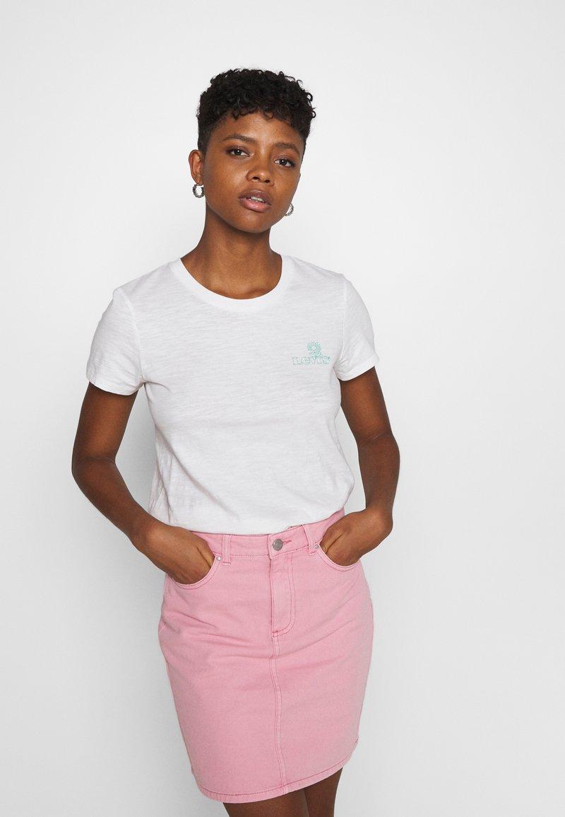 Levi's® - THE PERFECT TEE - Print T-shirt - sugar swizzle
