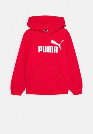 LOGO HOODY  - Felpa con cappuccio - high risk red