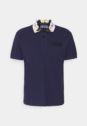PLAIN - Polo shirt - dark blue