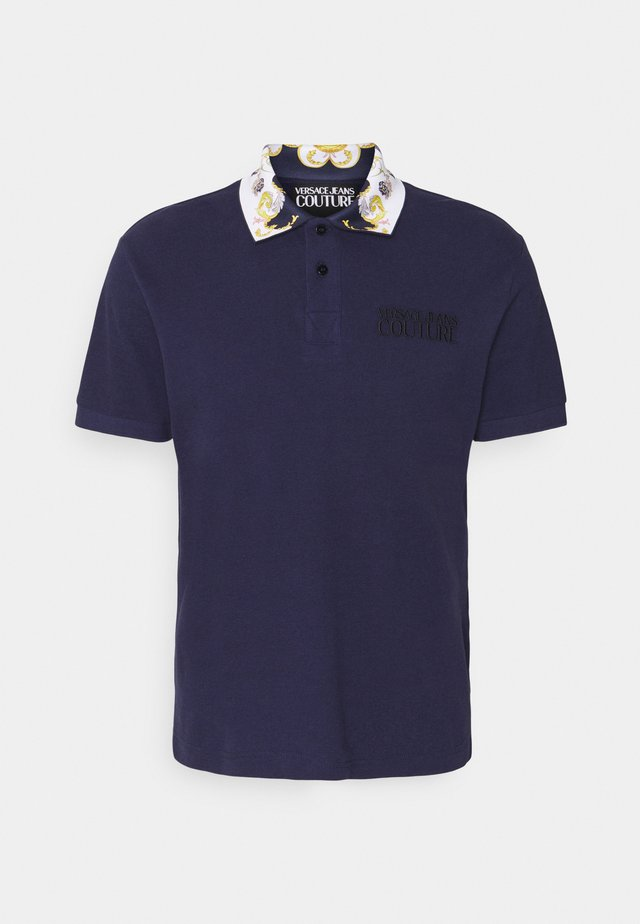 PLAIN - Poloshirt - dark blue
