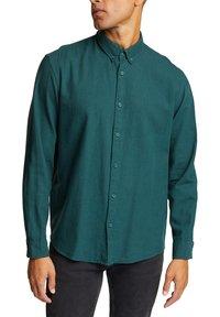 Esprit - Shirt - dark teal green - 4