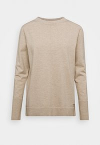 Betty & Co - Jumper - beige melange - 0