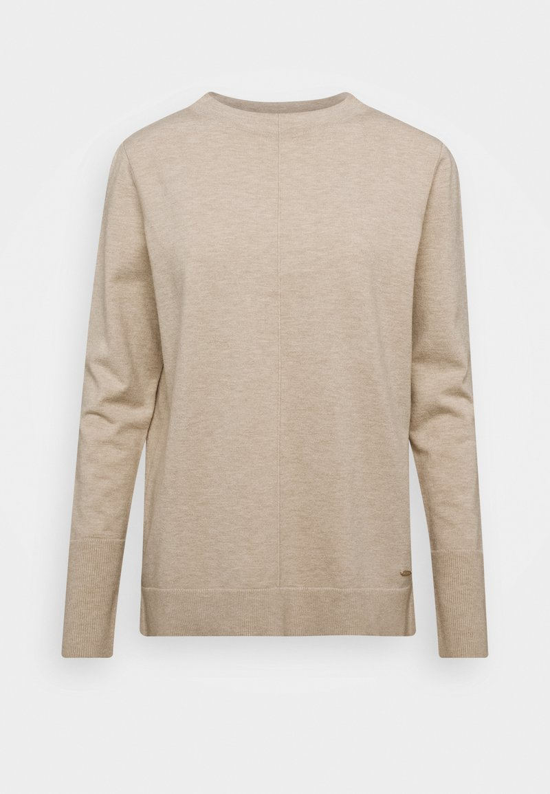Betty & Co - Jumper - beige melange