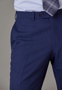 Massimo Dutti - Suit trousers - blue - 3