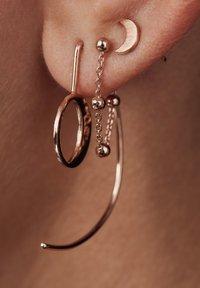 Violet Hamden - Earrings - roségold - 2