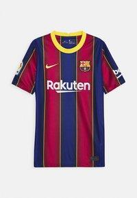 Nike Performance - FC BARCELONA - Club wear - deep royal blue/varsity - 0