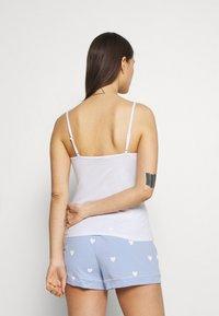 Anna Field - Pyjama - white/blue - 2