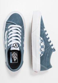 Vans - BESS  - Obuwie deskorolkowe - blue mirage/true white - 1
