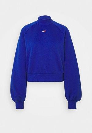 CREW - Sweatshirt - cobalt