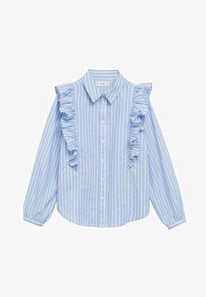 MET RUCHES - Košile - blauw
