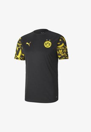 BVB BORUSSIA DORTMUND STADIUM - Article de supporter -  black-cyber yellow-away
