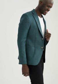 DeFacto - Blazer jacket - green - 4