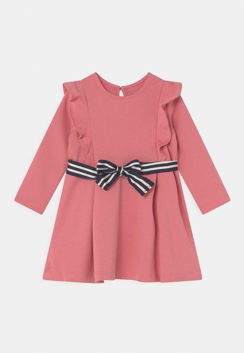 Polo Ralph Lauren - RUFFLE DAY DRESS SET - Jersey dress - desert rose