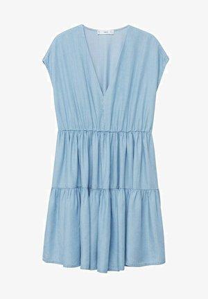 Day dress - middenblauw