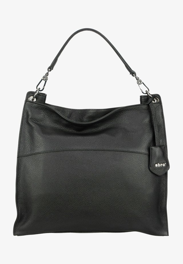 NORA - Handbag - black