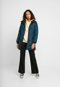 ONLY - ONLSEANNE REVERSIBLE COAT - Classic coat - stargazer - 1