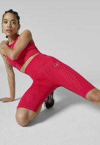 adidas by Stella McCartney - Legging - pink - 4