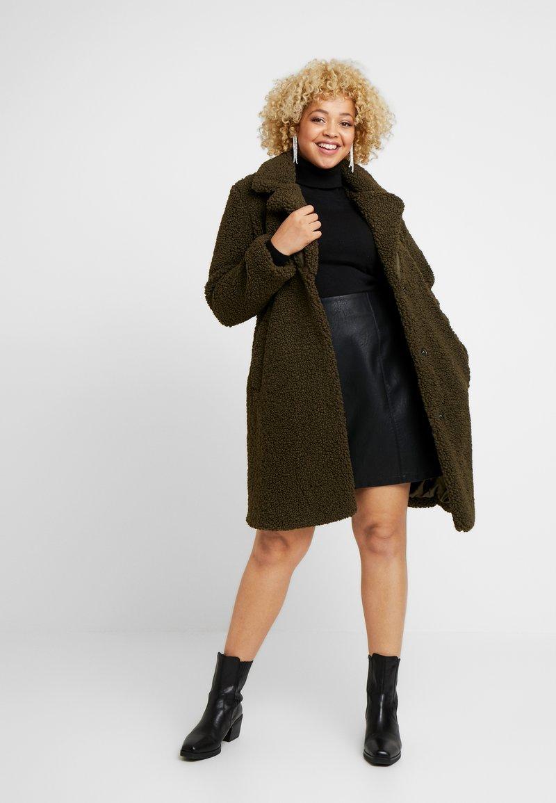 Evans - COAT - Winter coat - neutral