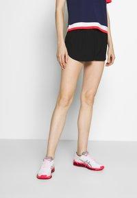 ASICS - SPLIT SHORT - Pantalón corto de deporte - performance black - 0