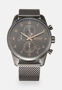 BOSS - SKYMASTER - Chronograph watch - grey - 0