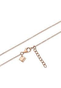 QOOQI - Necklace - rosegold-coloured - 2