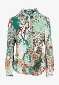 Dea Kudibal - JODIE (V) - Button-down blouse - prairie green - 3