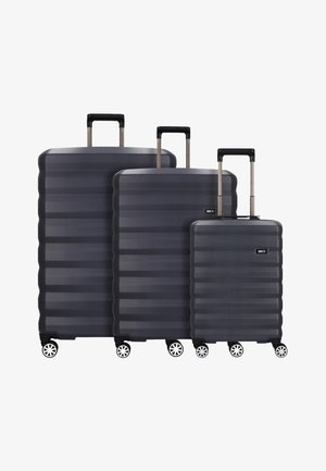 SET 3 - Luggage set - grey