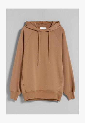 Luvtröja - brown