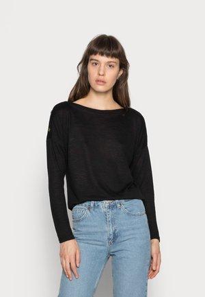 PCNOLLIE ONECK - Pullover - black