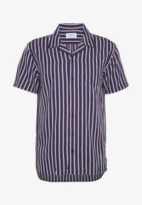 CAVE - Košile - navy/red
