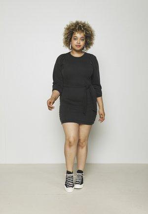 PCGAHOA DRESS - Jurk - black