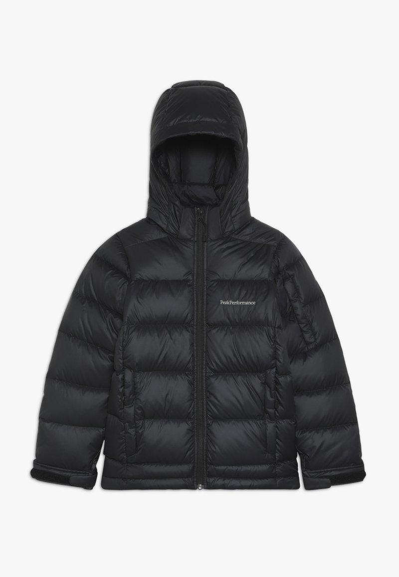 Peak Performance - Down jacket - black