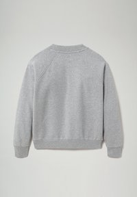 Napapijri - BEBEL CREW - Sweatshirt - medium grey melange - 1
